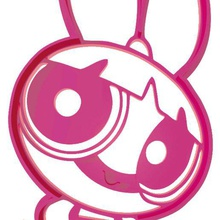 cookie - cutter - chicas superpoderosas - la flor de bombom - chicas super poderosas - cortador varios cookie cookiecutter cortador puff powerpuffgirl a las niñas super potentes bombom la bellota la burbuja las burbujas de la flor buttercup
