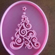 cookie cutter arbol navidad cookie cutter arbol cortante navidad sello tree christmas