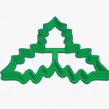 cortador de galletas de navidad muérdago cortante galletita muerdago navidad casa navidad muerdago galletita cortante el muérdago de navidad cortador cookie