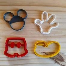 kurabiye kesici Cortantes Mickey fare