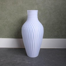 cosine wavy bulb vase g008 vase mode slimprint  wavy vase table vase slimprint vase mode dried flower vase vase living room flower vase vases bulb vase wavy bulb vase textured vase decor decor vase