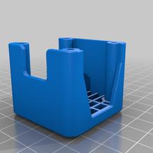 cubierta carcasa funda cadena ender 3 Pro cable cadena ender 3 Pro x cubierta carcasa funda 3d_printer_parts