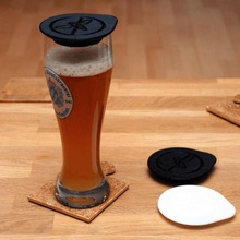 cover whitewheat beer glasses various abdeckung weibier glas weizenbier glas white beer glass