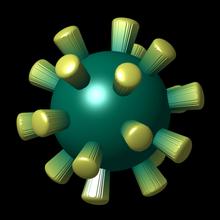 covid 19 diseño 2 Arte COVID 19 covid 19 virus coronavirus sars cov sars cov 2 2019 corona matemáticas geometría dodecaedro