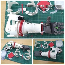 cre-05 hand prosthesis children various medical engineering disability