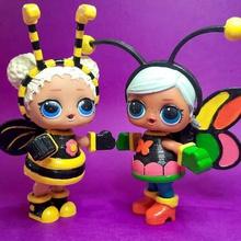 custom 3d printed lol doll costumes bee butterfly game custom lol doll 3d printed toy toy 3d printed lol doll costumes 3d printed lol doll lol doll