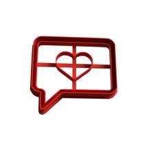 taglio telaio cuore biscotto taglierina San Valentino giorno San Valentino amore cortante dia los innamorato san valentin amor biscotto taglierina San Valentino giorno San Valentino