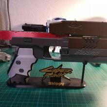 cyberpunk 2077 skippy gun cyberpunk gun skippy