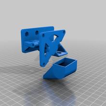 ciclope vettore i3 attrezzo personalizzato 3d stampante parti