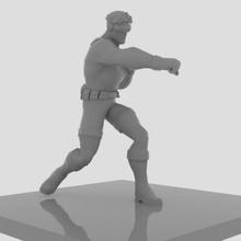ciclope classico combattimento azione figura arte giocattolo ciclope meraviglia arte figura poli carattere