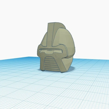 cylon centurion helmet classic bsg warning poly small battlestar galactica cylon cylon centurion galactica helmet props