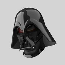 darth vader helmet rebels - 3d print files darth vader helmet star wars clone rebels star wars rebels darth vader rebels stormtrooper vader vador lightsaber
