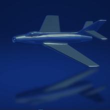 dassault md454 myst re iv game vehicles wargaming model jet fighter dassault 50 039 &