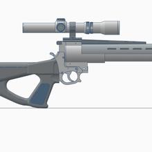 deathwatch blaster rifle game blaster rifle mandalorian blaster control star wars deathwatch blaster deathwatch rifle mandalorian blaster