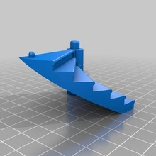 dice tower v2 modular stairs games