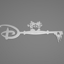 disney clé Mickey Minnie disney mcikey clé Minnie