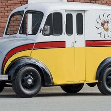divco 206 milk truck 1953 game 1953 40s 50s 60s american car divco truck usa vintage vehicles