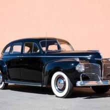 dodge custom sedan de 1941 juego 1938 1939 1940 1941 1942 30 40 50 coche americano coche personalizado dodge sedán wargame la 2 ª guerra mundial vehículos