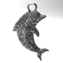 dolphin mandala zentangle pendant 1 jewelry dolphin fish sea ocean pendant mandala zentangle animal nature keychain jewelry cnc router bas-relief relief