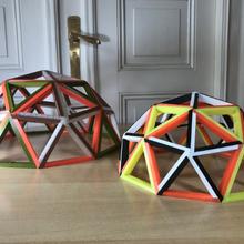 domo toy dome geodesic dome geodesic dome dome domotoy lego geodesic educational construction kreativpley viviendasalternativas buildable home self-construction