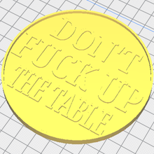 don't f up table drink coaster home drink coaster coasters drink coaster drink coasters table table coaster end table coffee table