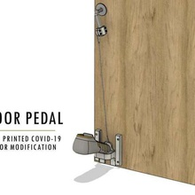 door pedal 3d printed covid-19 hands-free door opener various tool toilet sars-cov2 sars-cov-2 sars restroom pedal original opener office notouchchallenge notouch materialise idea household supplies household home improvement homebrew hardware handle fun foot opener foot door opener foot feet door opener door handle doorpedal door pedal door covid original pedal covid door opener covid 19 pedal covid 19 foot covid 19 covid19 covid-19 covid coronavirus pedal coronavirus office coronavirus foot coronavirus face mask coronavirus defend coronavirus corona combat coronavirus bathroom aiken aidesign