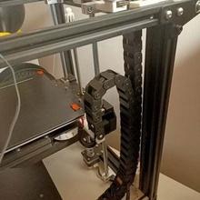 arrastre de la cadena de ender 5 pro y en silencio a la casa de la herramienta el cable soporte de cable de la cadena creality arrastrar cadena de arrastre ender 5 Impresora 3d de las piezas