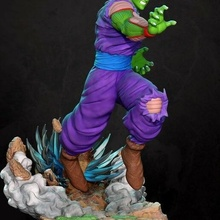 dragon ball piccalo figure 3d printing dragon ball piccalo super sayan figure goku dragon ball super miniature