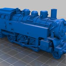 drg classe 64 vapore motore 15mm fiamme of guerra fow gruppo tattico 1 100 1 100 gioco guerra wargaming ww2 treno vapore motore locomotiva Tedesco Reichsbahn locomotiva vapore