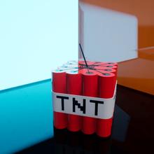 dtt block game block tnt minecraft 3d monster monsters gloss realistic unrealengine4