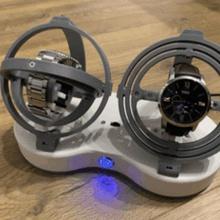 dual gyro winder watch winder watch winder watch winder fashion watchwinder gyrowinder automatic mechanical arduino stepper motor motor-28byj-48 uno