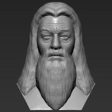 dumbledore, harry potter busto de impressão 3d pronto stl obj a arte albus dumbledore harry potter o filme o personagem do busto severus snape lord voldemort hogwarths ron weasley hagrid malfoy gryffindor slytherin rowling