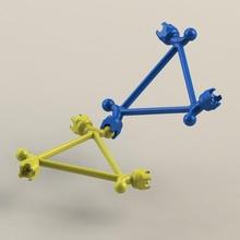 dynamic modular structure- lego type modular modular surface dynamic dinamic structure structure lego triangle trianglestructure triangle-structure