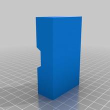 e5 ugello estrusore scatola ender 5 ugello estrusore titolare supporto 3d_printer_accessories