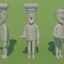 el pastelero art baker carattere documenti compravendite stl