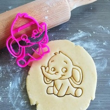 elephant cookie cutter elephant animal cookie baking cookie cutter dough shape kitchen bake cookies speculoos