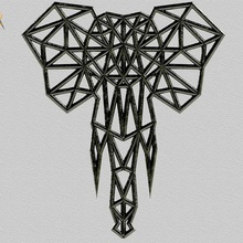 elephant elephant l' l phant art elephant l' l phant geometrical shapes animal collection geometric shapes collection animals geometric forms geometrical animals geometric shapes animals geometric shape animaux forme g om trique