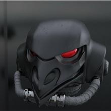 elite broody magpies helmet standard raven guard warhammer 40k space marine dark fury helmet