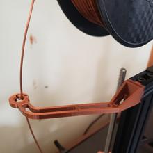 ender 3 filament guide concentric designs 3d printer mods 3d printer parts creality creality mods creality ender 3 ender 3 guide ender 3 mods ender 3 pro guide ender3pro ender 3 ender 3 pro filament filament guide 3d_printer_accessories