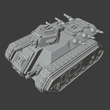 epic scale imperial guard transport tank epic 6mm 8mm imperial guard wargaming tank