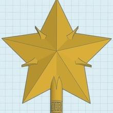 Estrella Arbol navidad Estrella Arbol navidad