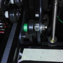 excentric nut zonestar z6 tool excentric excentrica zonestar zonestar p802 3d printer parts