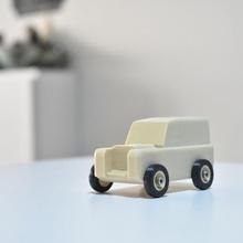 esploratore legna giocattolo macchina facile Stampa gadget giocattolo macchina modellino in scala legna ragazzi