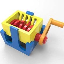 ez trituratore 1 albero compost trituratore mini trituratore trituratore hand_tools