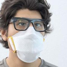 tissu de visage de masque de clips divers la pince clips couvrant tissu masque pour le visage un masque facial filti les titulaires masque le bricolage