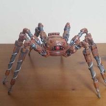 factorio spidertron gadget factorio neat spider spidertron video games