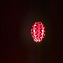 fantasia lampada 3d stampa mestiere Fai fantasia fusion360 mano mestiere interno interno luce inkscape lampada lanterna Taglio laser laser tagliare guidato guidato luce luce illuminazione carta mestiere