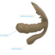 female wearable all day dildo especially made woman girl vaginal anal play plug butt stretcher fwd-02a 3d print flex silicone naughties stretcher vaginas vaginal pussy anus anal anally butt all-day wearable tail g-point stimulate massager hook dildo plug dick penis sexual sex toy vagina anatomy 3d print cnc adult strapon cock seat recreation wood steel glass female woman orgasm lesbo