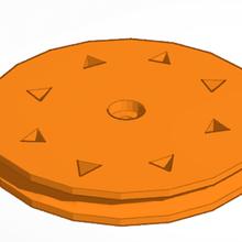 ferris wheel gadget wheel robot