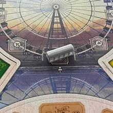 ferris wheel cabin world's fair 1893 toy_game_accessories